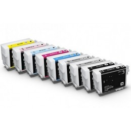 Ciano pigmentato compatibile Epson SureColor SC- P600
