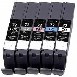 13Ml Compa for Canon PIXMA Pro-10,Pro-10S6410B001-Rosso