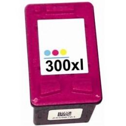 21ml Color HP RIG D2560 F4210 4224 F4272 F4280 CC644EE 300XL