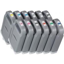 Red compatible Canon iPF8300/iPF8400/iPF9400-700ML6687B001