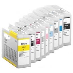 80ML Pigmento compatible SC-P800DES,P800SE,P800SP-Magente