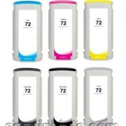 130ml Dye Magent for HP Designjet T1100,T1200,T1300,T230072