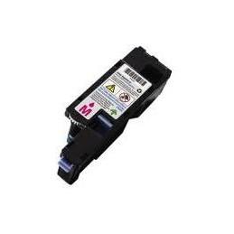 Magente compatible Dell 1250c/1350cnw/1355cnw-1,4K593-11018