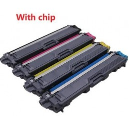 With chip Yellow com Dcp-L3500s,HL-L3200s,MFC-L3700s-2.3K
