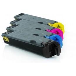 Black+Vaschetta Kyocera FS C5025 N,C5020N,C5030 N-8K-TK 510
