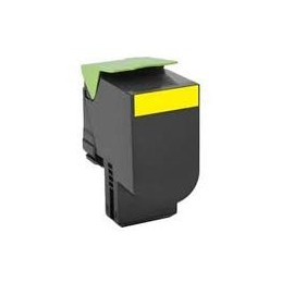 Yellow Compatible for CX310,CX410,CX510-2K80C2SY0(802SY)