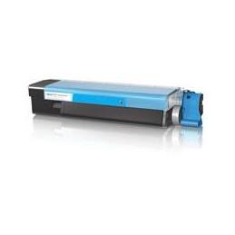Toner RIG  Ciano CON CHIP - OKI C5600XX/C5700XX -2K