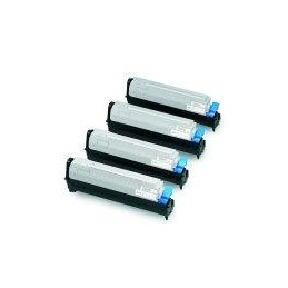 Magente Rigenerate OKI 8600,8800DN series-6K43487710 XXL