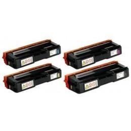 Black Compa Ricoh Aficio SPC250DN,C252SF,C262S,-6.5K407716