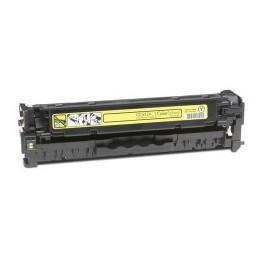 Giallo per HP CP 2025 CM 2320 CANON LBP 7200 7600 MF 700 8300