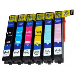 Giallo XL compatibile Epson...