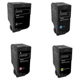 Mps Black CS421,CS521,CS622,CX421,CX522,CX622,CX625-2K