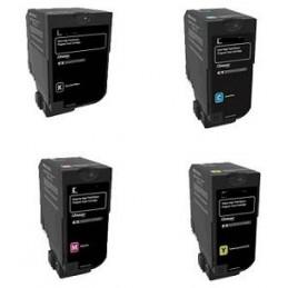 Mps Yellow CS421,CS521,CS622,CX421,CX522,CX622,CX625-1.4K