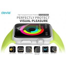 Pellicola Full Screen Trasparente per Apple Watch 38mm