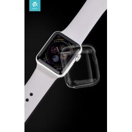 Cover protezione trasparente per Apple Watch 4 serie 40mm