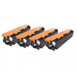 Magenta compatibile HP CP1215/1515N/1518/CM1312- LBP 5050
