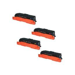 Nero rigenerato XL Hp Laserjet CP 4520 CP 4525 17K
