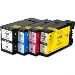 Nero XL pigmentato per Canon MB 2050 MB 2350 MB 2700 - 1.2K