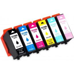 Light-ciano Epson compatibile XP 8005 8500 8505 15000
