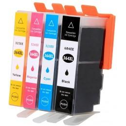 Giallo XL compatibile HP Photosmart B 110 209 C 309 410 5380
