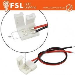 Connettore rapido END per strip 10mm LED monocolore