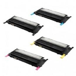 Giallo compatibile Samsung Clp 320 320N 325 325W Clx 3185